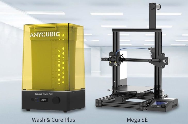 Anycubic Wash & Cure Plus