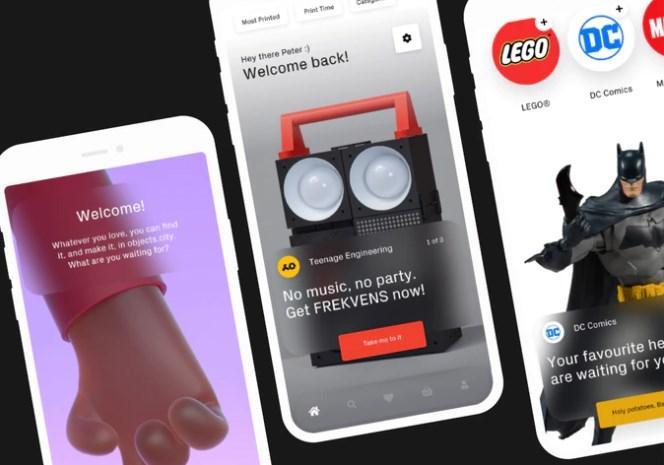 Plybot 3D Mobile App