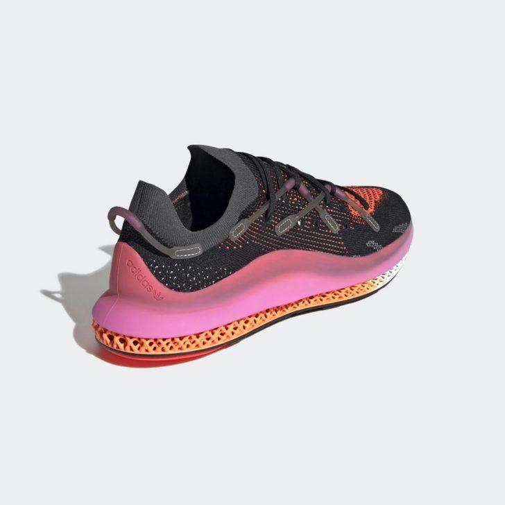 Adidas 4D Fusio photo chaussure running imprimée en 3D