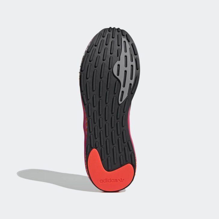 Adidas 4D Fusio photo chaussure imprimée en 3D