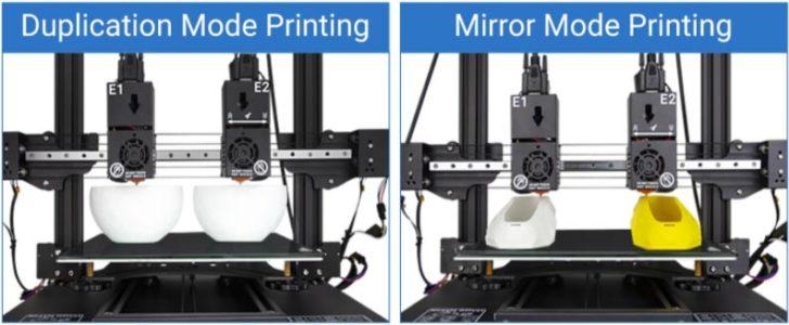 Tenlog TL-D3 Pro imprimante 3D dual extrudeur