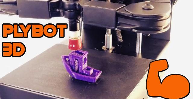 test plybot 3d
