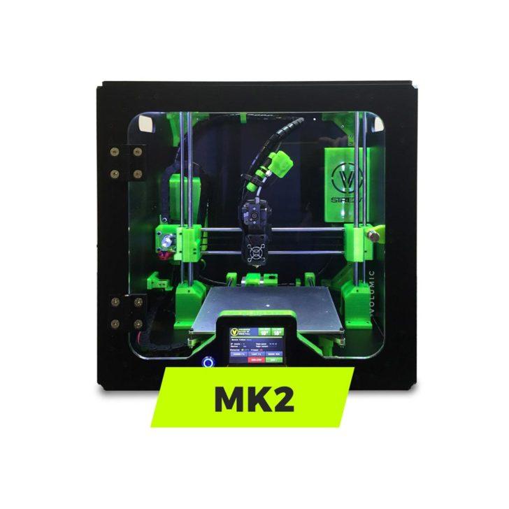 Volumic Stream 20 Pro MK2 imprimante 3D photo
