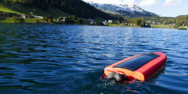 bateau de course imprimé en 3d