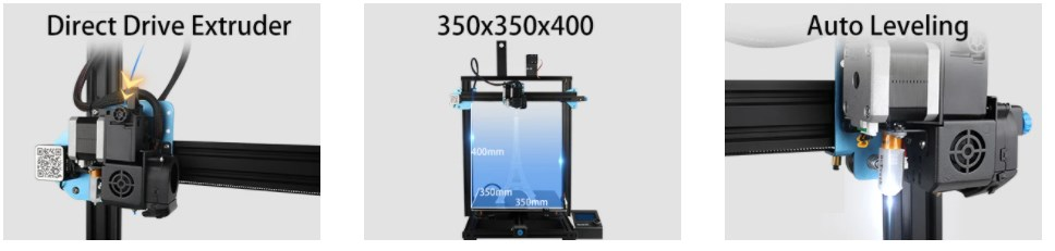 sovol sv03 direct drive auto leveling bltouch