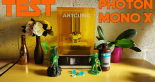 test anycubic photon mono x review