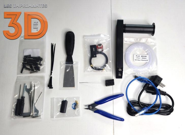 accessoires imprimante 3D neptune 2