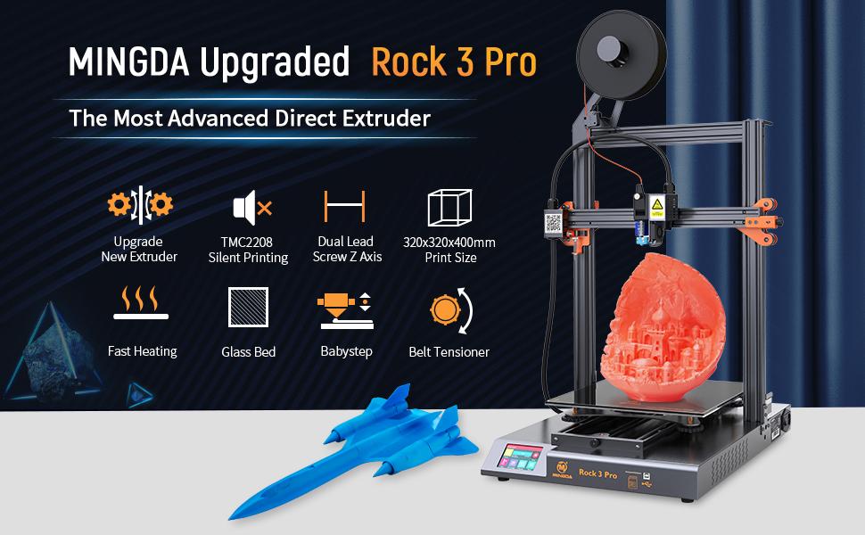 Mingda Rock 3 Pro