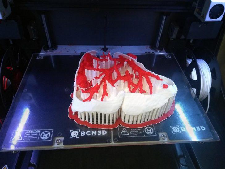 impression 3D os organe tissu