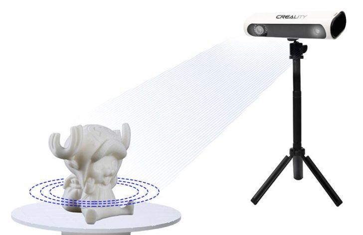 Creality CR-Scan 01 CR-Scan-01 CR-Scan01 scanner 3D