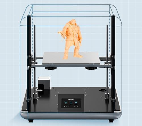 Creality Sermoon D1 imprimante 3D
