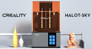 CREALITY HALOT SKY SLA imprimante 3D
