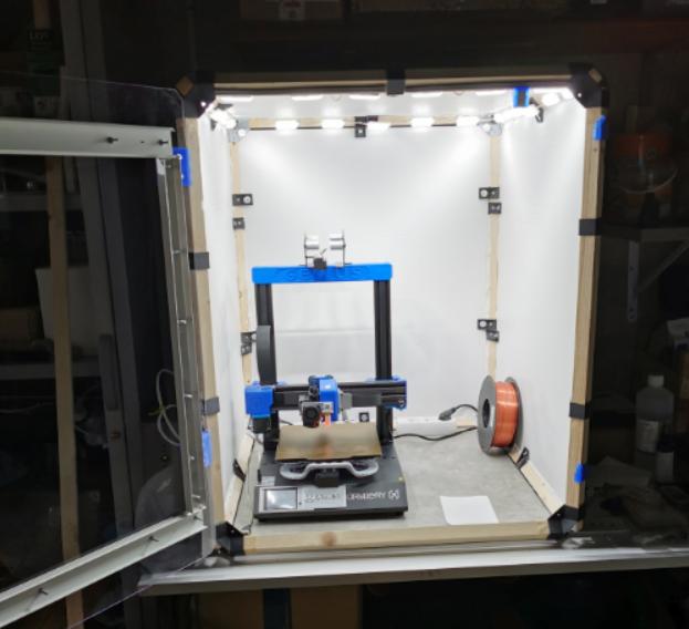 caisson XXL imprimante 3D