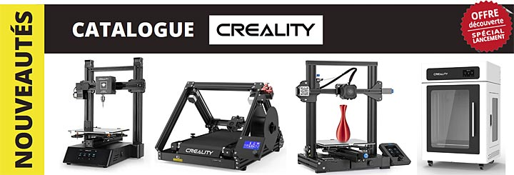 imprimante 3D creality atome3D