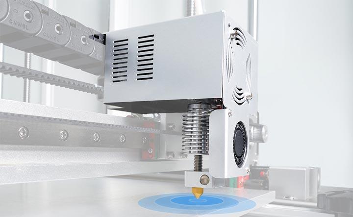 Mingda MD-666 Pro MD666 imprimante 3D Direct Drive