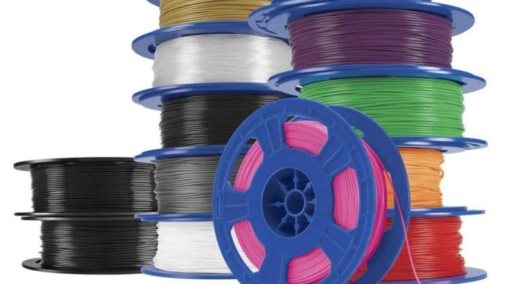 photo bobine PLA imprimante 3D