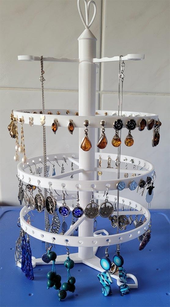 porte bijoux 3D DIY