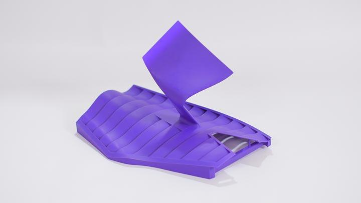 3D Systems Accura Composite PIV Renault Alpine F1 Team