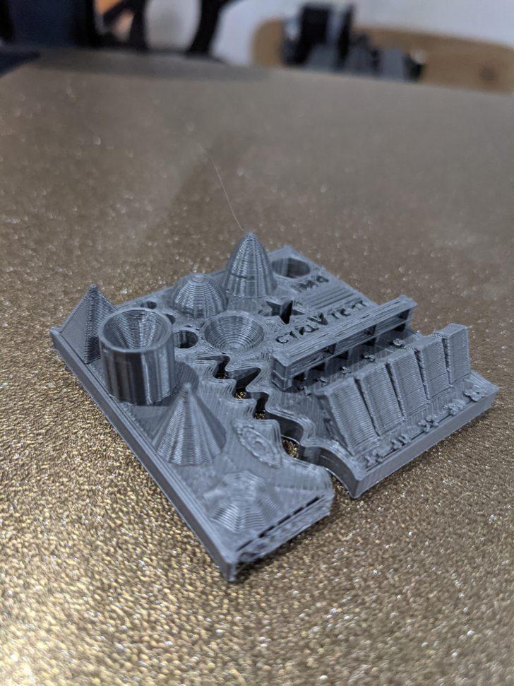 stress test imprimante 3d