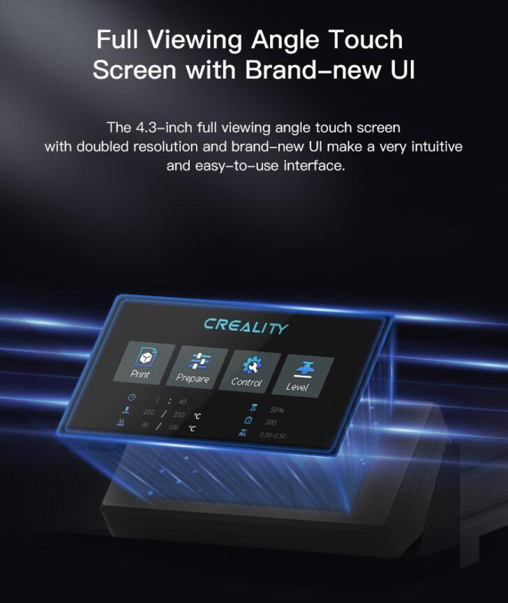 écran cr10 smart