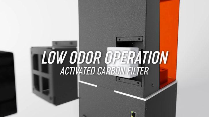 filtre actif à charbon