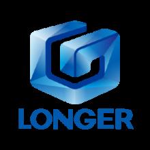 logo longer3D carré transparent