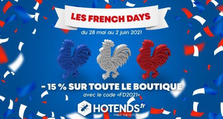 promo french days fourmi