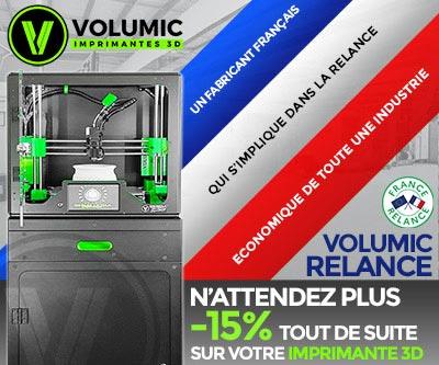 Volumic France Relance