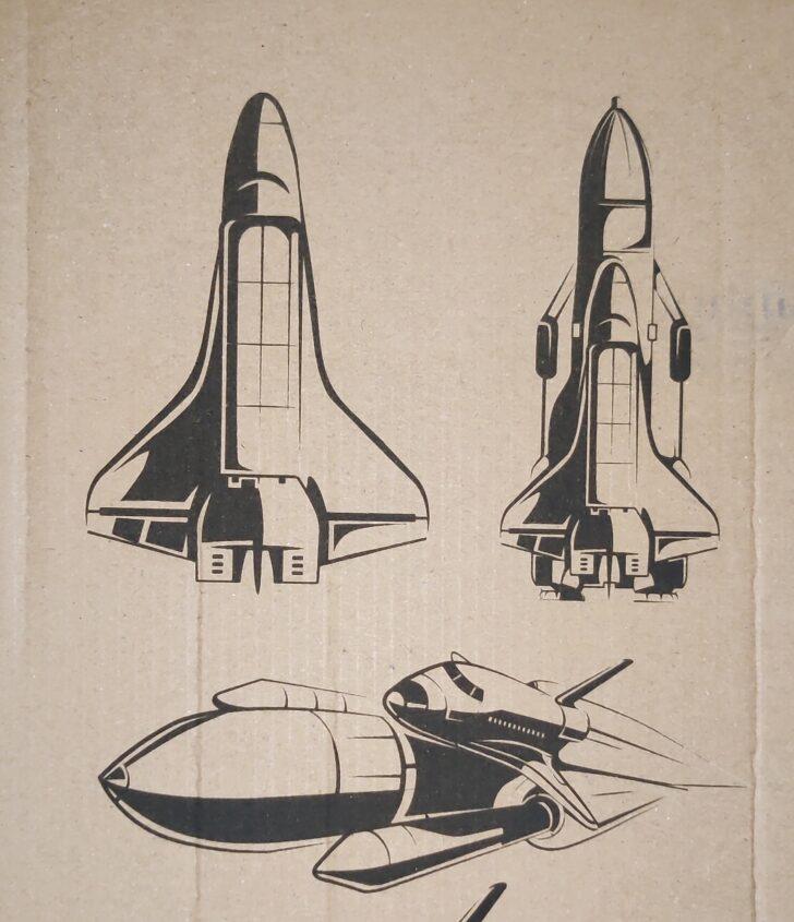 gravure fusée