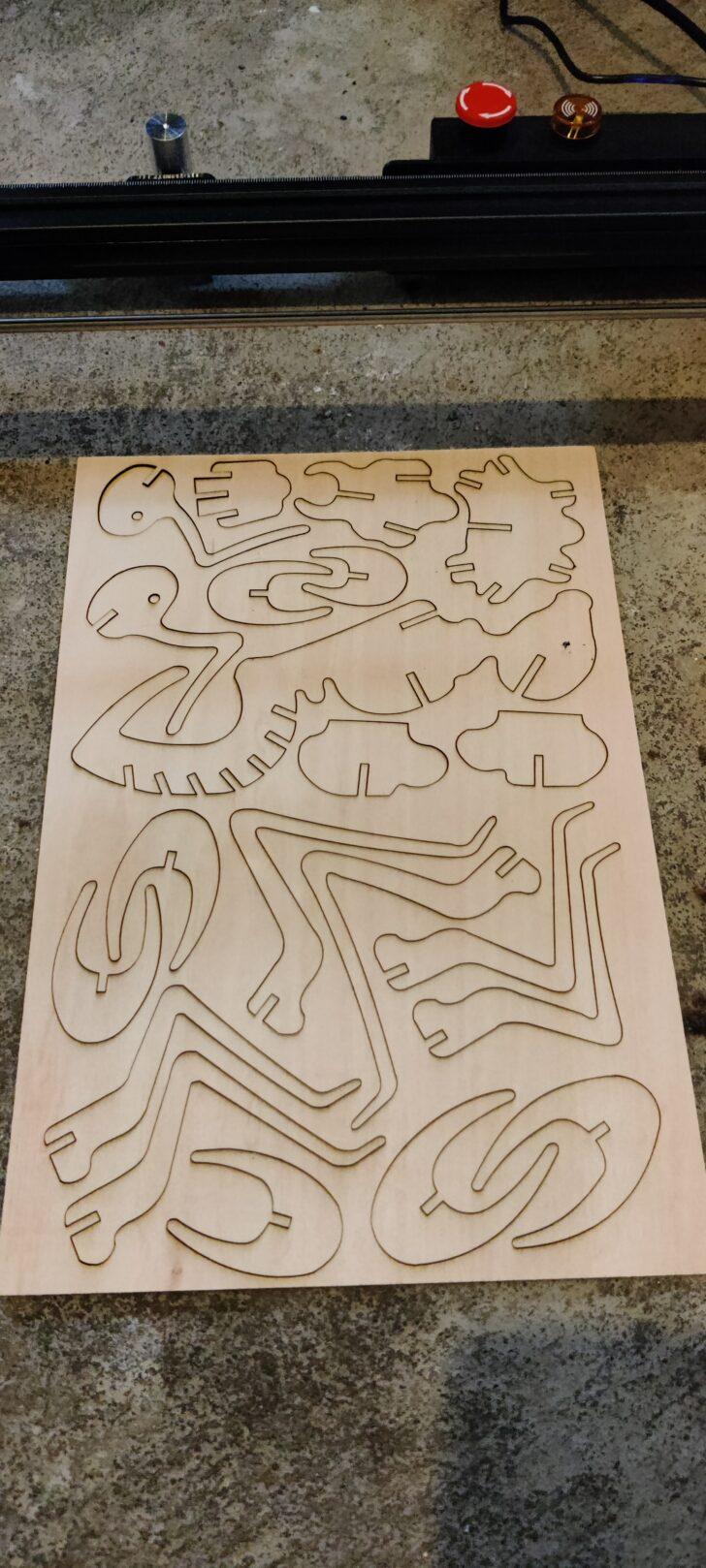 gravure puzzle