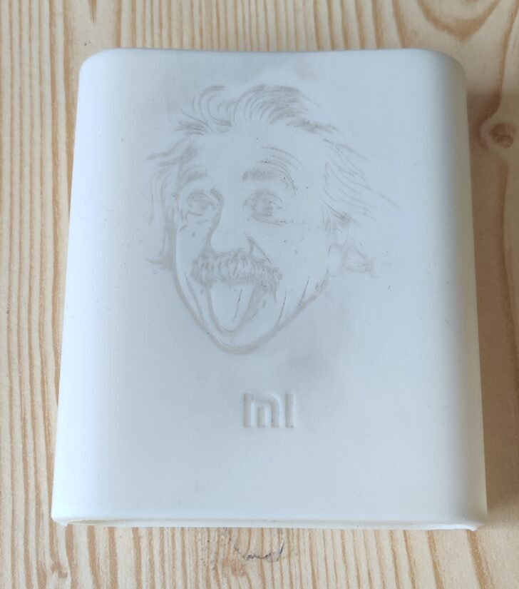 gravure einstein