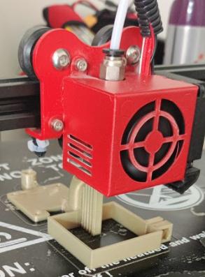 air assist imprimé en 3d
