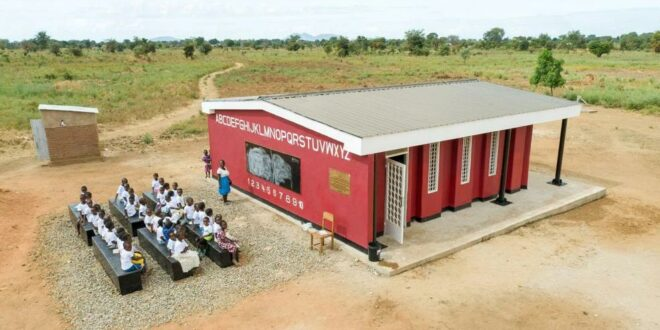 école 3D Afrique Malawi