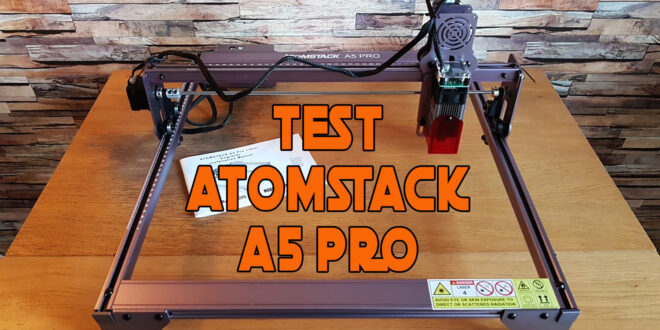test atomstack a5 pro