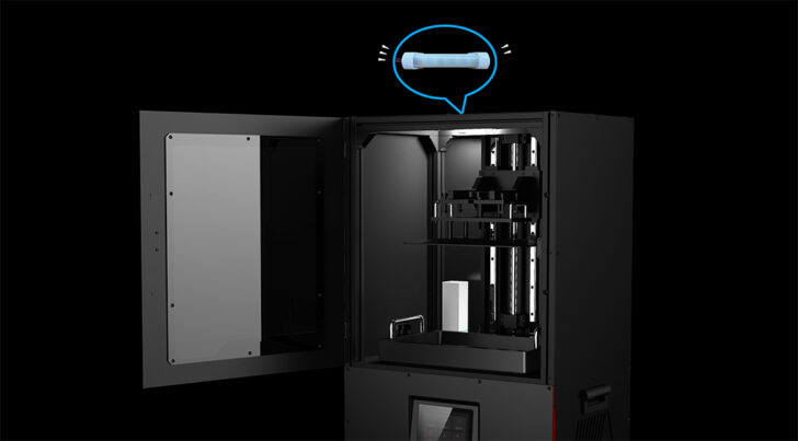 porte imprimante 3D