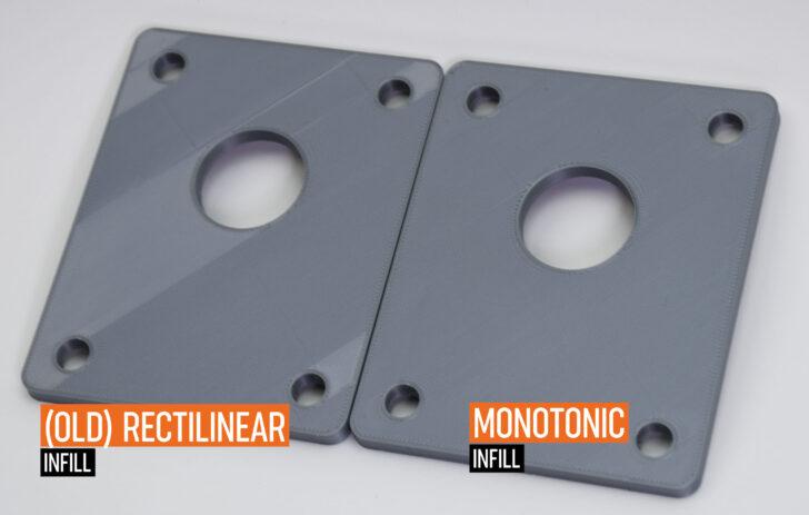 monotonic infilll