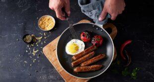 redefine meat 3D saucisse