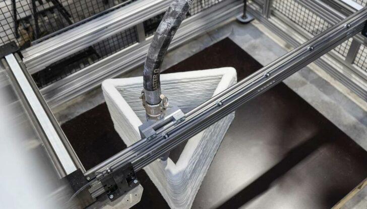 Constructions-3D Mini Printer Pro photo imprimante 3D beton