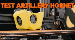 test artillery hornet review