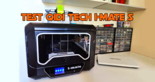 test qidi tech i-mate s review settings upgarde v2